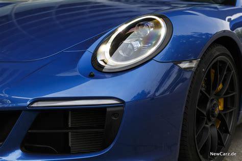 Porsche Gts 4 by Porsche 911 Targa 4 Gts Sportliches Erbe Newcarz De