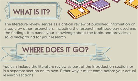 literature review outline template 8 free sample example