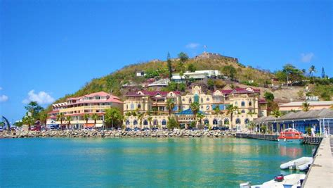 which side does the st go on marigot saint martin tourist destinations