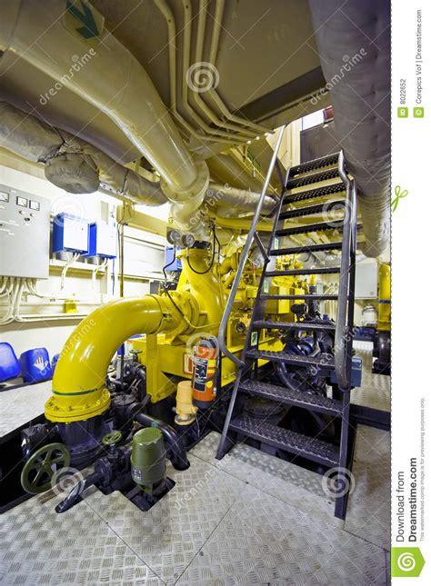tugboat engine room tugboat s engine room stock photography image 8022652