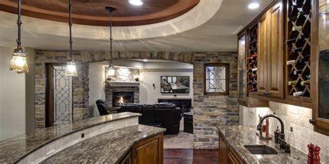Kitchen Remodel Ideas by Basement Finishing Amp Design Finished Basement Company