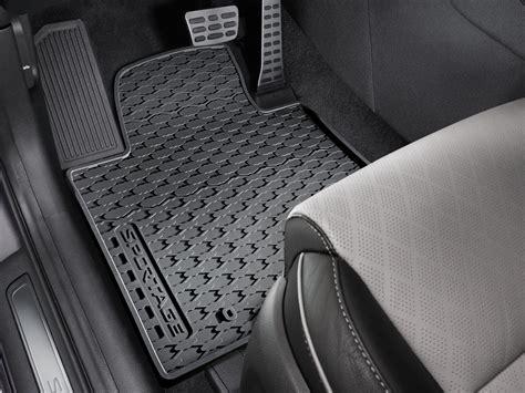 Kia Optima Rubber Floor Mats by Rubber Floor Mats Sportage 2016 Kia Accessoires