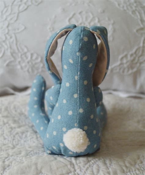 Handmade Rabbit - handmade bunnies the tailoress sewing