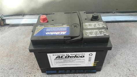 Ac Neuva bateria ac delco nueva para chevrolet sonic aveo optra 950 00 en mercado libre