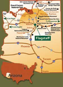 map of northern arizona flagstaff visit all northern arizona arizona america visit