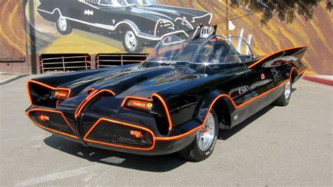 Original Batmobile Sold At Barrett Jackson by The Original Batmobile Sells For 4 2 Million At Barrett