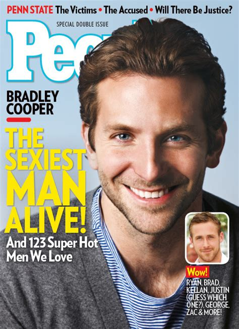 People Magazine S Annual Sexiest Man Alive Issue 20 Cvs Giveaway Sexiest Alive Magazine Cover Template