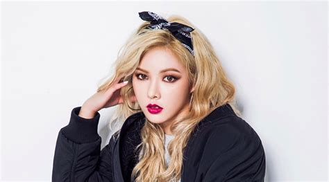 Hyuna Is As Sexy As Ever In Recent Photo Shoot Soompi | reality show to follow hyuna during preparations for new