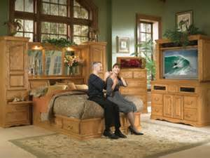 king size wall unit bedroom set wall beds master piece pier group american made