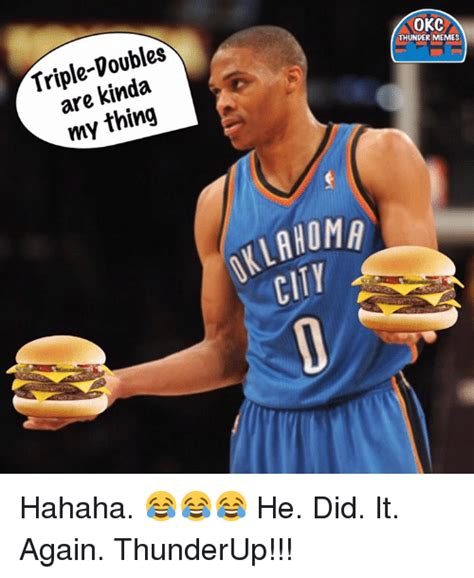 Okc Thunder Memes - funny he did it memes of 2017 on sizzle