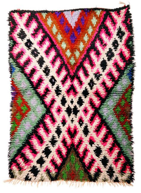 Colorful Rug by 5 Colorful Rugs Blankets From Fossik Design Sponge