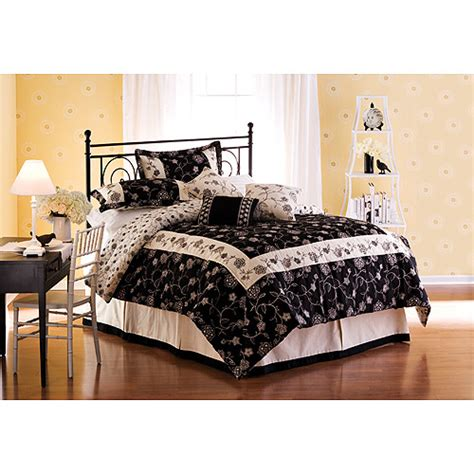better homes and garden comforter set better homes and gardens tribeca 4 piece comforter set