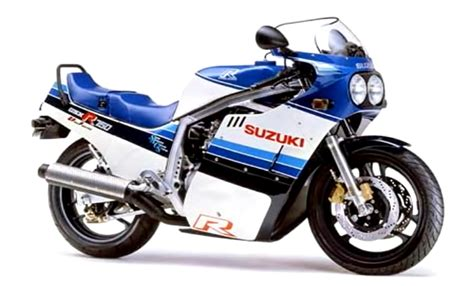1985 Suzuki Gsxr 750 For Sale Lost Cars Of The 1980s 1985 1987 Suz Hemmings Daily