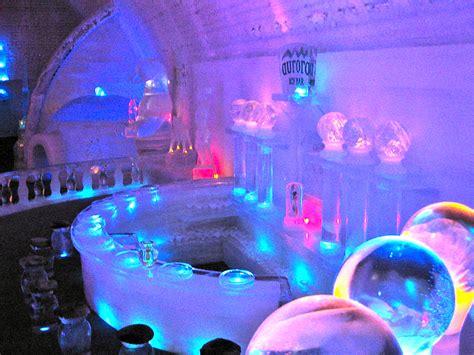 hotel de glace 600 dollar night in the ice hotel alaskarella