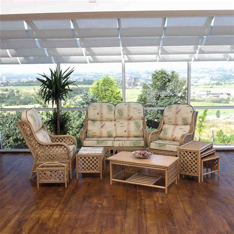 conservatory chic rattan furniture