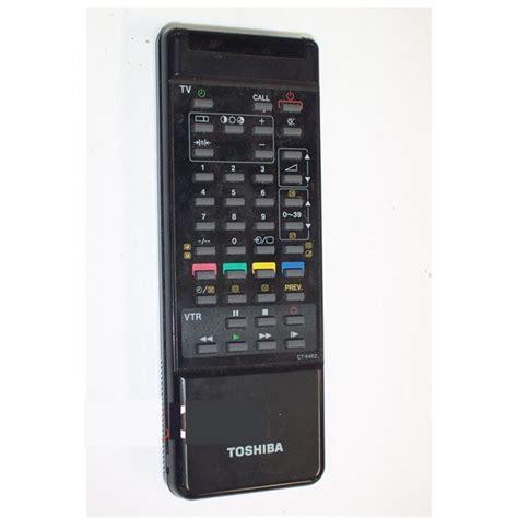 Remote Tv Toshiba Original toshiba 284t9d 2104xs replacement remote