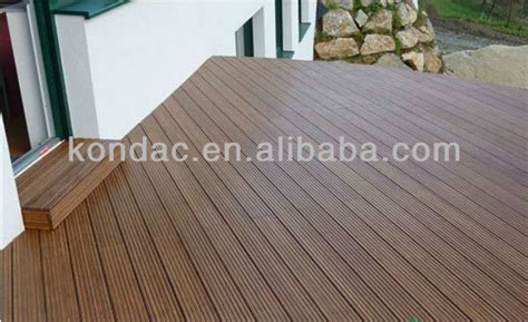 composite decking brands top ten brand kondac bamboo composite decking waterproof