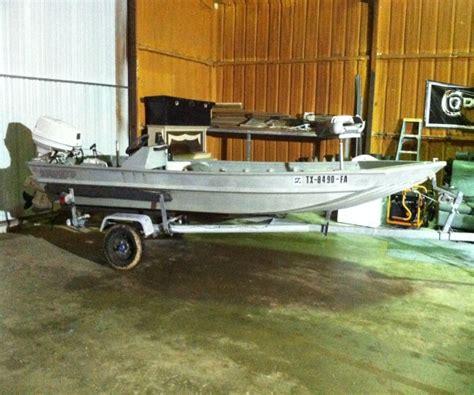 semi v flat bottom boat 1997 other alweld semi v 50hp fishing boat for sale in
