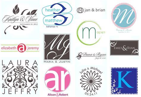 design a monogram logo wedding monogram logo design jpg