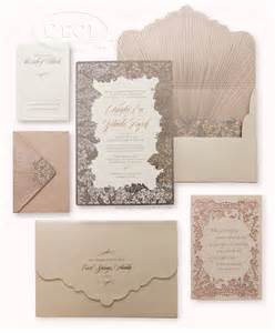 blush wedding invitations v201 our muse blush and pewter wedding hudi part 1 ceci style