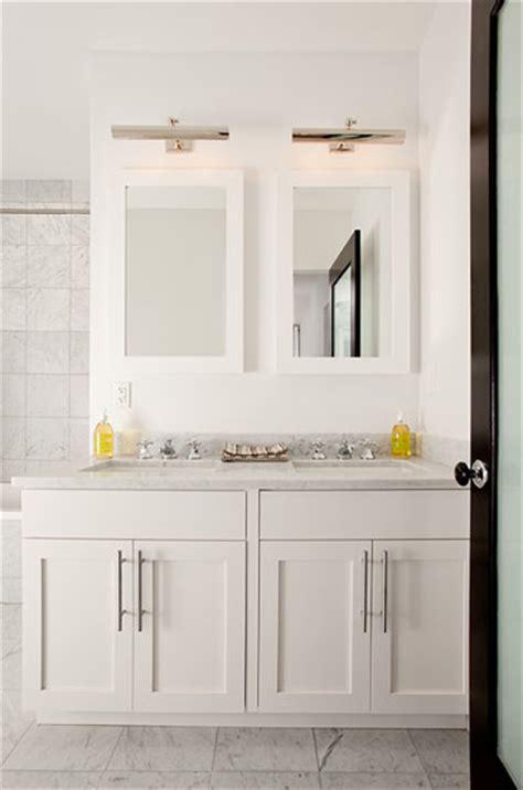 hutton medicine cabinet contemporary bathroom the