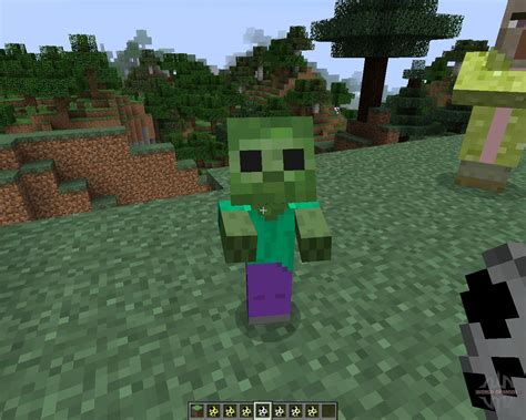mine craft for kwasti bust monsters 1 7 2 for minecraft