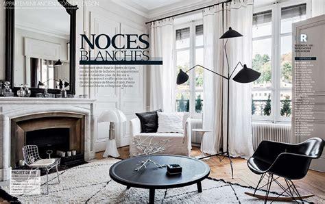 lyon home design studio style ethnique en blanc et noir par maison hand