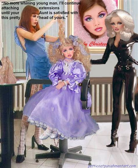 art andy latex s art by carole jean petticoat punishment c172 jpg 660 215 800 christeen s amazing sissy art