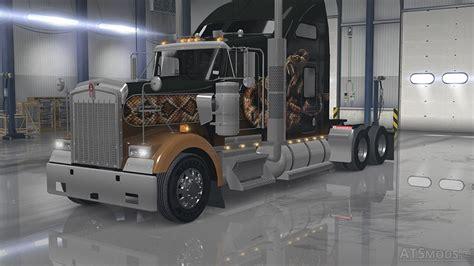 kenworth truck interior kenworth w900 interior exterior rework truck
