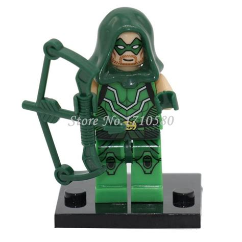 Figure Green Heroes Bricks Balok buy wholesale lego arrow heroes assemble from china lego arrow heroes assemble