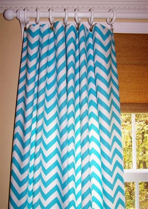 cheveron curtains chevron curtains