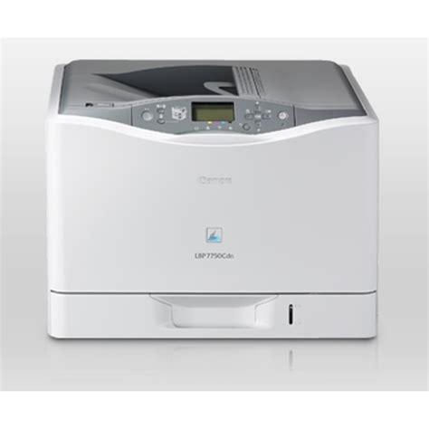 Printer Laser Warna Canon canon laser lbp7750cdn dengan 4 toner warna printer
