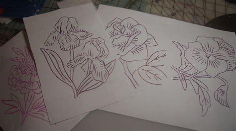 printing iron on embroidery transfers tutorial embroidery tools the hot iron transfer pen and