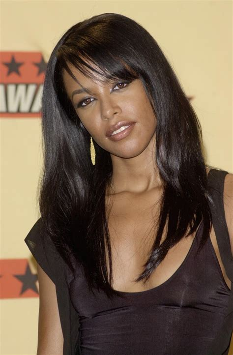 Aaliyah Hairstyle by Aaliyah Wallpapers 25686 Best Aaliyah Pictures