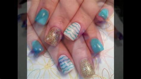 imagenes de uñas acrilicas decoradas gratis 20 imagenes u 241 as decoradas youtube