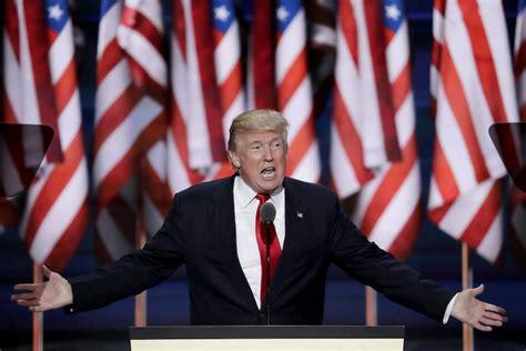 donald trump speech transcript transcript donald trump s speech to the republican