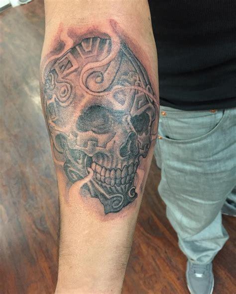 aztec skull tattoo designs 40 skull designs ideas design trends premium