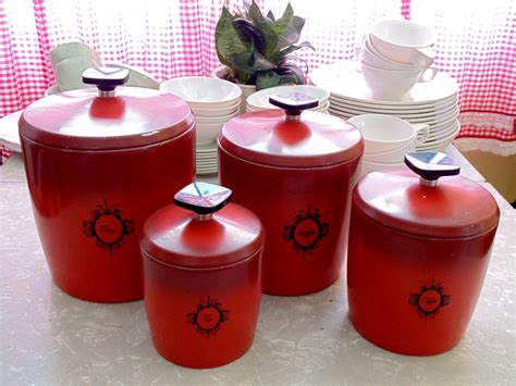 red canisters kitchen decor nice red kitchen canisters bathroom wall decor