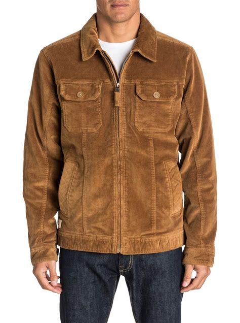 Corduroy Jacket s santa corduroy jacket aqmjk03003 quiksilver