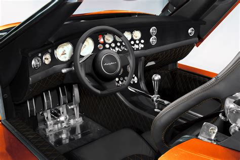 spyker interior pimped out fire truck