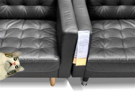 Modern Leather Sectional With Chaise Karlstad Discontinued Welcome Landskrona Sofa Review