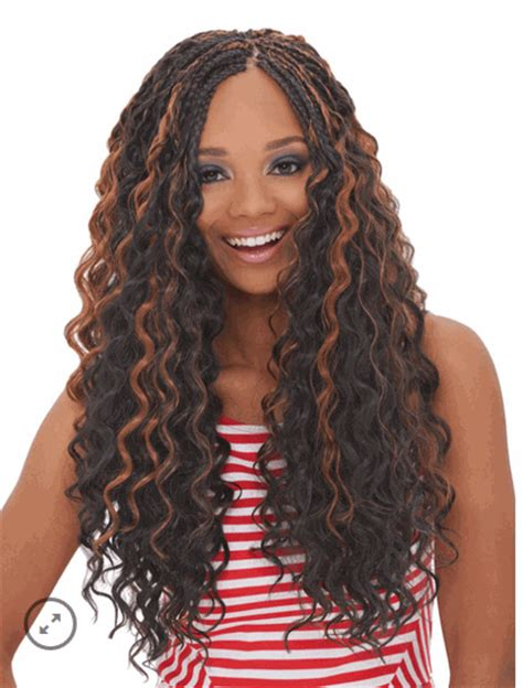 crochet braiding with cozy deep janet collection noir premium synthetic deep cozy braid 22