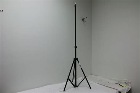 Cowboy Studio Lighting Cowboy Studio Lighting Mount Stand 6 Foot Max Height
