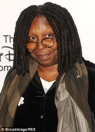 is whoopi goldberg bald new no eyebrow trend is taking the fashion world by