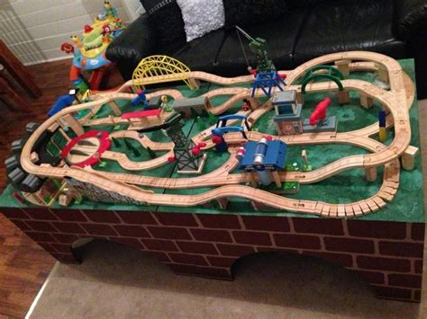 the tank engine table top 10 best play ideas images on wooden
