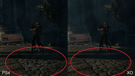 xbox one color depth digital foundry thief is better on xbox one system wars