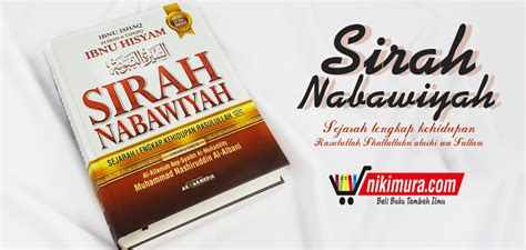 Buku Murah Buku Sirah Nabawiyah Sejarah Lengkap Nabi Muhammad toko buku islam murah