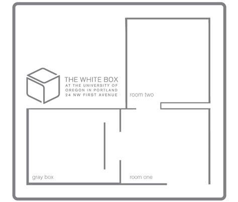 Log Home Floor Plan White Box Floor Plan White Box