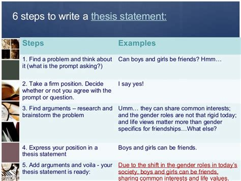 steps in writing a dissertation writing theis statements