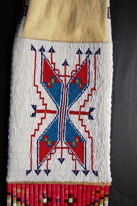 beadwork sioux sioux photo bronislav hoksila lakota dakota nakota